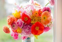 Floral decor / Bouquet / All about flowers