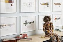 KIDS ROOMS / Spaces for the little ones
