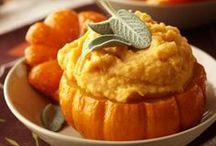 Pumpkins / Pumpkins aren't only good for carving!