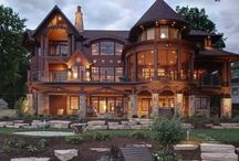 Beautiful Houses / These are amazing houses we've seen online.