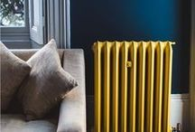 COLOUR / Ideas for room and product colours