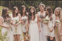 My Sis' / Bridesmaids Inspiration