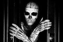 Rick Genest / TattoO