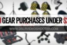 Affordable CAMERA Gear!