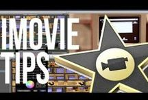 iMovie Tips + Tricks / Apple iMovie is an amazing video editing software that comes free with your Mac in OS X. This board will show you tips and tricks to use iMovie to make great videos for youtube, your small business, or short films!