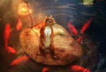 Squirrel Love - Spirit