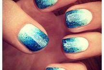 Nails / .,