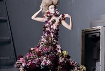 Alexander McQueen Floral Couture