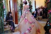 Dolce & Gabbana Floral Couture I