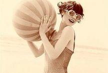 60's summer shoot