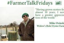 #FarmerTalkFridays / Every Friday, a Long Island Farmer will share their thoughts.