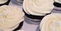Vegan frosting / and whipping cream