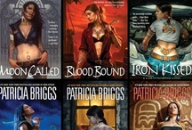 Writer ✐ Patricia Briggs / Patricia Briggs (b. 1965 in Butte, Montana) is an American writer of fantasy since 1993, well known for the Mercy Thompson urban fantasy series.