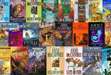 Writer ✐ Anne McCaffrey / Anne Inez McCaffrey (1 April 1926 – 21 November 2011)[1][2] was an American-born Irish writer, best known for her Dragonriders of Pern series. During McCaffrey's 46-year career, she won Hugo[3] and Nebula Awards.[4] Her book The White Dragon became one of the first science-fiction novels to appear on the New York Times Best Seller list.