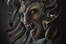 Creature ☠ Medusas