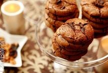 Cookies - ciasteczka / Ciasteczka i drobne słodkie wypieki