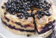 Cakes - ciasta / Wyśmienite ciasta i słodkie wypieki