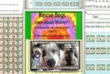 Learn Currency With the Rescue Dogs
