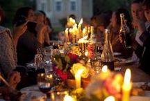 Wedding / table / by Emmanuelle Poirier | Wedding planner