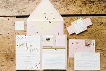 Wedding / stationery / by Emmanuelle Poirier | Wedding planner