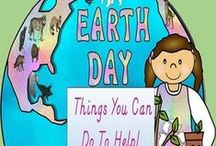 Earth Day! / Anything to do with Earth Day!