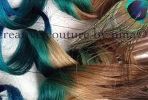 Hair styles  / by Ashley Parran