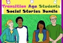 Social Stories / Social Stories for Student with Autism (ODD, ADHD) or anyone who just needs a little help learning the rules to navigate successfully throughout the school day and work.
