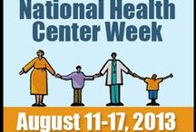 National Health Center Week / Sunday, August 11, marks the first day of National Health Center Week 2013! More than 1,000 events will take place at health centers and in communities across the nation. This board celebrates the efforts of YVFWC to promote National Health Center Week.