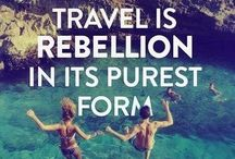 The Traveling Gypsy / Places I Want to Go