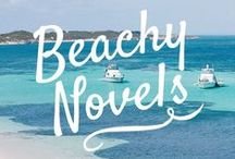 Beach Reads / Books to read on your beach vacation or just a great weekend.