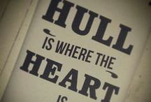 #Wearehull / The delights of the city we study in.