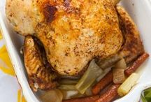 Crockpot Meals / Healthy ready meals when you walk in the door after a long day.  If you are a busy person, a crockpot might become your new favorite kitchen appliance