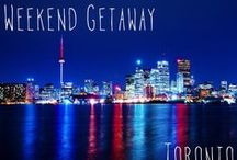 Weekend Getaway // Toronto / weekend getaway toronto, things to do in toronto