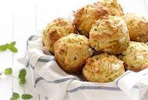 Vegetable Muffins & cakes / fab recipes for veggie-based muffins! Vegetables + muffin = tasty and HEALTHY treat!