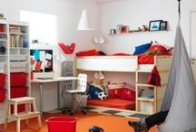 Ahren and Kaspars room