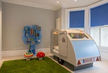 Luxury Children's Bedrooms / Let your imagination run wild. Fantastic ideas for decorating baby's, boys and girls bedrooms