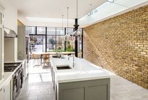 Side Return Extensions - Open plan living / Stylish and inspirational side return extension ideas for your home