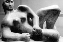 Henry Moore。