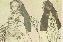 1500-1549 Fashion / by Katherine Akin
