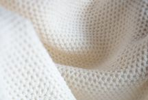 Knit / knitted surfaces