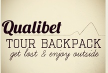QUALIBET TOUR BACKPACK / by Qualibet