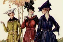 1910s Fashion / by Katherine Akin