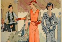1930's Fashion / by Katherine Akin