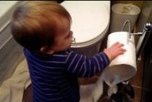 Homemade Baby Snacks & Activities