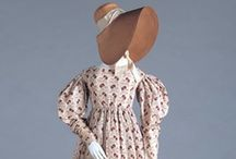 1820's Fashion / by Katherine Akin