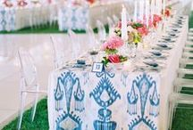 Tablescapes / Tablescapes we love.