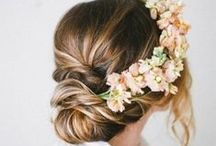 Hair Inspiration / Hairstyle inspiration for all brides