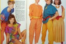 1980's Fashion / by Katherine Akin