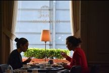 Breakfast - Hotel Navarra Brugge Bruges / What's better than to start your day with a delicious breakfast?  http://www.hotelnavarra.com/en/info/255/Breakfast.html