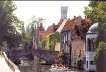 Historic Cities ... Bruges Belgium - Hotel Navarra Brugge / The entire historic city centre of Bruges is named on the list of World Heritage by the Unesco.  http://www.hotelnavarra.com/en/info/224/Cultural-heritage.html